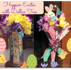 Have a Happier Easter with the Dollar Tree